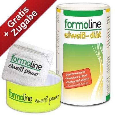 Formoline Eiweiss Diät